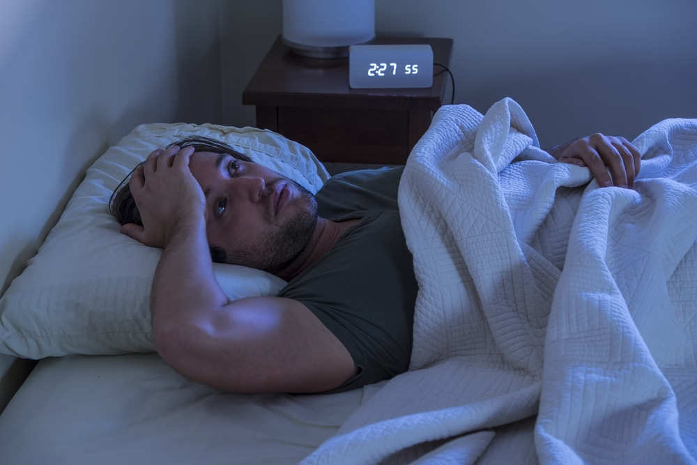 Insomnia: Why Can't I Sleep At Night?